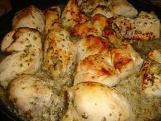 This chicken was ridiculously easy to     make and it was so delicious I made twice in one week!!