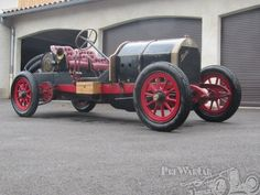 Vintage sports and racing cars pictures. - Page 59