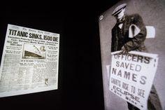 Fue la noticia más importante de los primeros años del siglo XX, el hundimiento del Titanic.   LD/David Alonso Rincón