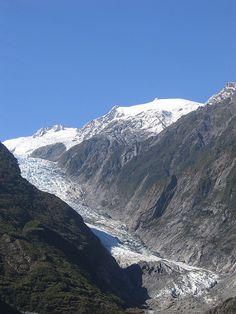 Fox Glacier, Westland Tai Poutini National Park, New Zealand