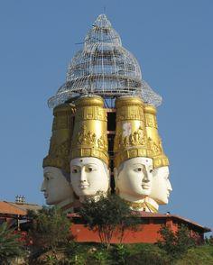 Temple of Lord Muruga in Bangalore