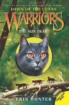 Warriors: Dawn of the Clans #1: The Sun Trail by Erin Hunter http://www.amazon.com/dp/0062063480/ref=cm_sw_r_pi_dp_bAfmub1GS5CA8