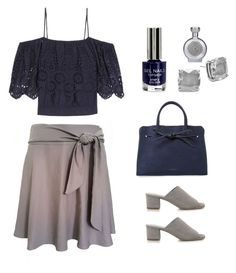 """""""Untitled #4833"""" by im-karla-with-a-k on Polyvore featuring Yael Rozmarin, Ganni, Mansur Gavriel, Topshop, Kate Spade and Boadicea the Victorious"""