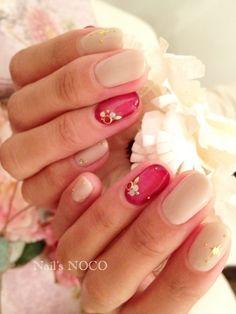 おしゃれシロップネイル|nails-noco*staff blog