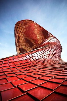 Vanke Pavilion, Expo Milano 2015, Milan by Studio Daniel Libeskind