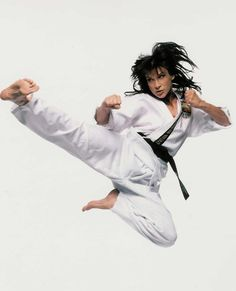 Cynthia Rothrock born March 8, 1957 - American Martial Artist and Actress Hit movies include: No Retreat No Surrender 2 (1987), Above the law (1986) China O'Brien (1988), Lady Dragon (1990)