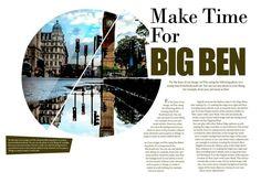 Some of my magazine layout templates _big ben Make Time, No Time For Me, Layout Template, Templates, My Magazine, Big Ben, My Arts, Stencils, Vorlage