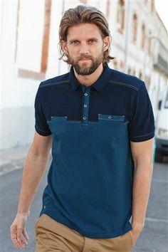 Double Pocket Poloshirt #next
