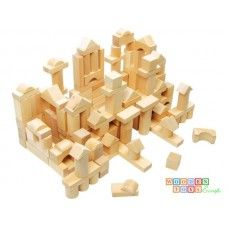 sk - Stavebnice a puzzle - Drevené kocky prírodné - 100 ks Wooden Building Blocks, Wooden Blocks, Best Kids Toys, Toys For Boys, Children Toys, Blocks For Toddlers, Toddler Boy Toys, Toy Shelves, Bois Diy
