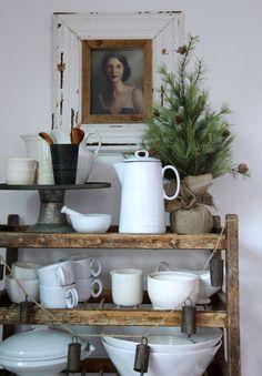 jeanne oliver | a holiday tea