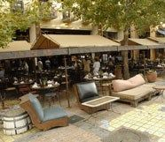 Moyo (Melrose Arch) Melrose Arch, Outdoor Furniture Sets, Outdoor Decor, South Africa, The Good Place, Patio, Modern, Restaurants, African
