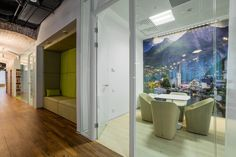 Booking.com offices by OFFCON, Moscow – Russia » Retail Design Blog