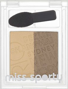 Buy Miss Sporty Fabulous Duo Eyeshadow - Sleek Looking