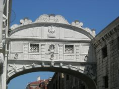 bridge of sighs, venice, italy Venice, Louvre, Italy, Mansions, House Styles, Building, Travel, Life, Detail