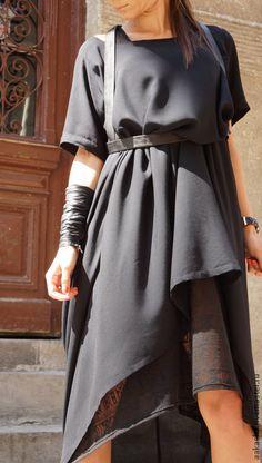 Купить Комплект Maxi Combo Dress - черный, платье, платье летнее, черное платье