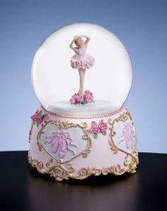 San Francisco Music Box Company - Ballerina Water Globe $34.02 (save $5.97)
