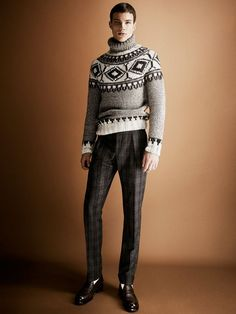 TOM FORD AW13 Menswear Collection