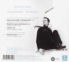 Alexandre Tharaud plays Wolfgang Amadeus Mozart and Joseph Haydn – Joyce DiDonato, Les Violons du Roy, Bernard Labadie (Audio video) • http://facesofclassicalmusic.blogspot.gr/2016/02/alexandre-tharaud-plays-wolfgang.html