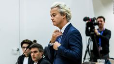 nice Geert Wilders guilty of 'insulting a group' after hate speech trial