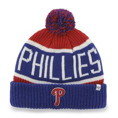 3789cc7c01a Philadelphia Phillies Calgary Cuff Knit Red 47 Brand Hat