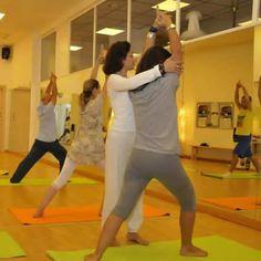 Corso di Formazione Istruttori Spanda Yoga Roma