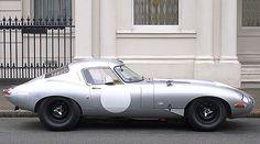 Jaguar E-Type Low Drag Coupe