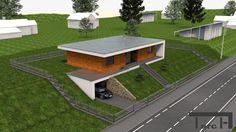 Moderný bungalov 8
