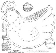 free chicken sewing patterns - Yahoo Search Results