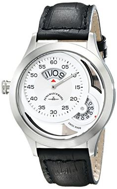 Retro design with digital disk indication. Digital hours and seconds, analog minutes. Basel, Stainless Steel Case, Quartz Watch, Chronograph, Watches, Retro, Digital, Leather, Shopping