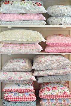 Beautiful GreenGate cushions