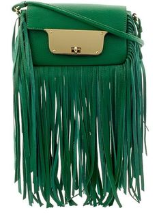 milly isabella green fringe bag: Handbags Clutch Purse, Milly Isabella, Fringe Crossbody,