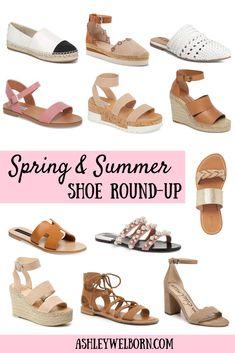 Cute Strappy Open Toe Low Wedge Platform Heel Sandal Shoes