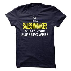 I'm A SALES MANAGER T Shirts, Hoodies. Get it here ==► https://www.sunfrog.com/LifeStyle/Im-AAn-SALES-MANAGER-18623761-Guys.html?57074 $23