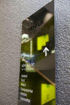 MERKUR High market flagship store, Vienna store design
