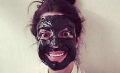 Masken gegen unreine Haut mit Aktivkohle