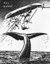 Image result for moby dick tail