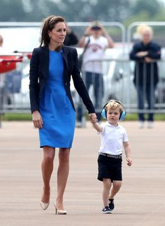 These Photos of Kate Middleton Coordinating With Her Family Will Simply Make You Melt