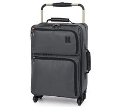 220d331300eb Buy IT Luggage World s Lightest Small 4 Wheel Soft Suitcase