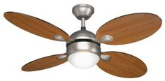Scandinavian 42 in. Fan with Light Fixture and Remote | Canadian Tire