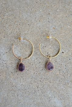 Vienna Hoop Earring | Page 6 Boutique for trendy dresses, tops & jewelry at affordable prices!