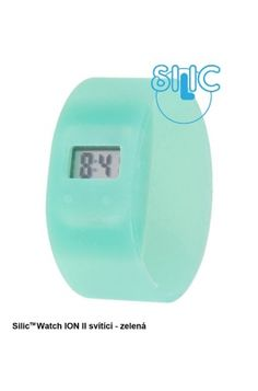 Silic Watch ION II svítící - zelená
