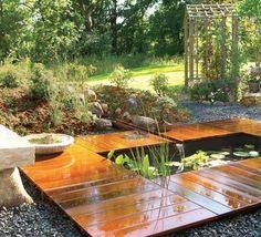 Comment faire notre propre bassin de jardin en 7 étapes
