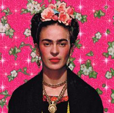 ❀ ♥ VIVA FRIDA KAHLO  ♥ ❀ 6 july 1907 ~ 13 july 1954