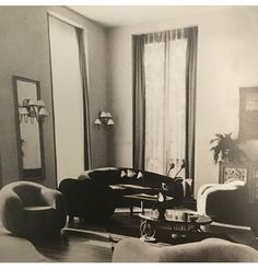 Interior by all things Jean Royere