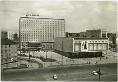 Kino International, Karl Marx Allee, Berlin
