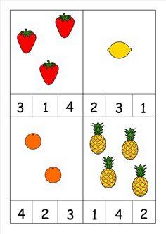fruit worksheet for kids | Crafts and Worksheets for Preschool,Toddler and Kindergarten