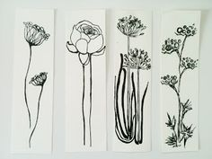 sylvia plath flower drawing - Google Search