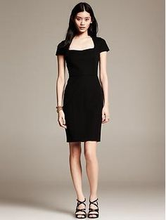 Love this dress, but couldn't rationalize a really plain black dress when I already have a couple