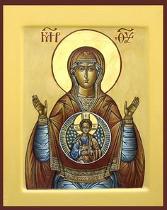 The Theotokos from A-Z - Page 3 - Christian Forums