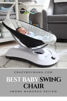 4moms MamaRoo Baby Must-Have item, Best Baby Swing #4Moms #4MomsMamaRoo #Babyswings #Babyessentialitem